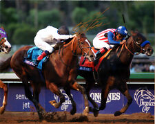Bayern 2014 Breeders' Cup Classic 8x10 Photo Signed Matin Garcia