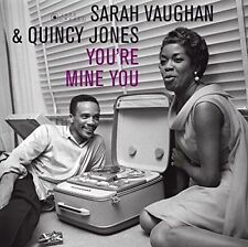 You're Mine You by Sarah Vaughan (Vinyl, Oct-2016, Jazz Images)
