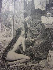 CURIOSA / LES JOYEUSES HISTOIRES DE NOS PERES 1893 N°2