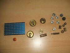 Metallbaukasten verschiedene Teile Mignon - Meccano usw.