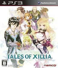 Used PS3  TALES OF XILLIA NAMCO SONY PLAYSTATION 3 JAPAN JAPANESE IMPORT