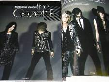 10/2013 Shoxx - The Gazette - Japan Visual Kei Magazine R-shitei daizystripper