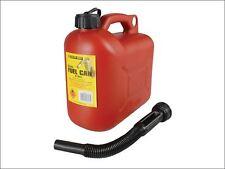 Silverhook - Leaded Petrol Can & Spout Red 5 Litre
