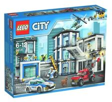 *NEW IN BOX* Lego City POLICE STATION 60141 894pc 8 Minifigures RETIRING