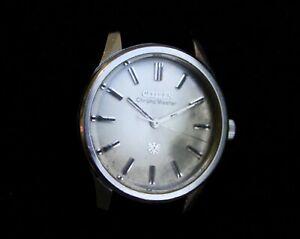 RAREST Citizen ChronoMaster Chronometer 22j 4-020171Y parawater watch Runs Work