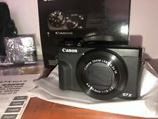 BRAND NEW!! Canon PowerShot G7 X G7x Mark III 3 - 20.1MP Point & Shoot Camera