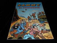 Berck & Cauvin : Sammy 3 : El Presidente