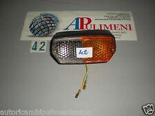 FANALINO ANTERIORE (FRONT LAMPS) SX FIAT X1/9 TRATTORI 130 BASE INCLINATA  OLSA