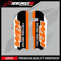 KTM SX 85 2006 - 2012 LOWER FORK MOTOCROSS GRAPHICS MX GRAPHICS DECAL FR