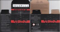 1326) GAMEBORE BLACK GOLD GAME FIBRE 12g 70mm 32gm No 5 MT SHOTSHELL BOX