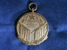 WW11 Military Medal for Military Virtue Yugoslavian 29th November 1943  Rare