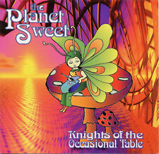 KNIGHTS OF THE OCCASIONAL TABLE 'The Planet Sweet' ambient techno CD new