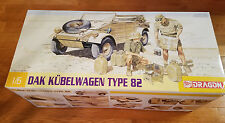 1/6 Scale DRAGON Model Kit - DAK KUBELWAGEN TYPE 82