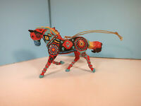 Trail Of Painted Ponies-The Eye Dazzler-Trotting Horse Hanging  Ornament-NIB