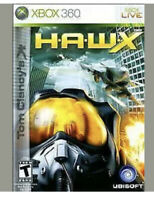 Tom Clancy's H.A.W.X (Microsoft Xbox 360, 2009) Brand New Factory Sealed