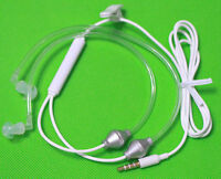 FBI Style Acoustic Tube Earphone Noise Reduce For Apple iPhone 3.5MM Two Ear