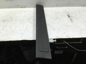 HUMMER H3 2006-2008 REAR TAILGATE TRUNK SILL SCUFF PLATE FACTORY