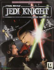 Star Wars Jedi Knight Dark Forces II - LucasArts Windows PC Action Computer Game