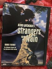 Strangers on a Train (Dvd, 1997) Alfred Hitchcock