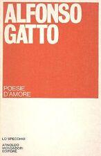 GATTO Alfonso - Poesie d'amore