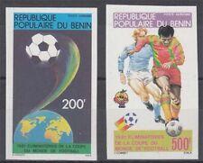 Benin 257/58 geschnitten **