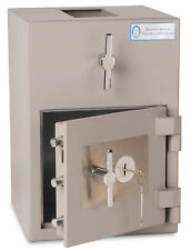 Burton Safes Teller R-51 Deposit Safe H510 x W355 x D355 £2000-£3000 Cash Rating
