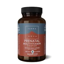 Terranova Prenatal Multivitamin Complex 100 Veg Capsules