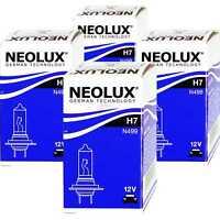 4x NEOLUX H7 55W PX26d 12V Birne