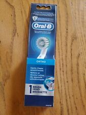 Oral-B Ortho Electric Toothbrush Replacement Brush Head Refill