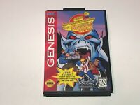 The Adventures of Mighty Max Sega Genesis w/Case Cleaned & Tested Authentic