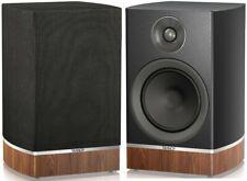 Tannoy Platinum B6 Bookshelf Speakers -Black/Burgundy: Reduced - RRP £499.00