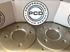 1 Pair 4x98 Shim Spacers, 5mm Wide 58.1CB VW AUDI UK Made