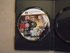 gta grand theft auto episodes from liberty city disc 1 jeu pc .
