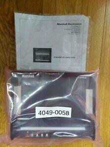 "Marshall 8.4"" Monitor - V-R84DP-2C - 1.44 MegaPixel LCD - NTSC & PAL #2"