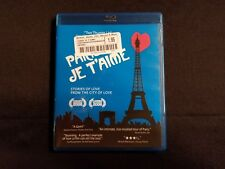 Paris, JE T'aime Blu ray