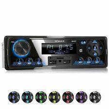 Autoradio Bluetooth Musik Freisprecheinrichtung 2 x Usb SD Aux-In Id-3 Mp3 1DIN