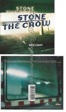 CD--Daylight  // Stone The Crow