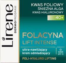 Lirene Folacin Lift Intense 40+ ultra-moisturizing rejuvenating day cream Us