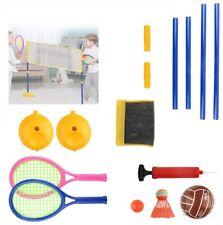 Volleyball Badminton Set Outdoor Spiel Familie Kinder Garten Spiel Geschenk