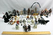 LOT OF 36 Star Wars Action Figures Toys Collection 3.75""