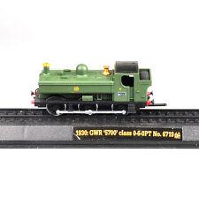 Amer Steam Trains Locomotive HO Scale Model 1930: GWR'5700'class 0-6-OPT No.6719