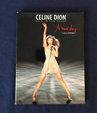 Celine Dion: A New Day - Live in Las Vegas 2 DVD GATEFOLD OPENING VERY GOOD USED