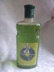 Bath & Body Works Laurel Berry Garland Refreshing Shower Gel 12 oz  Holiday