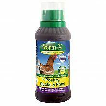 Verm-X Poultry Liquid - 250ml - 212902