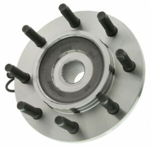 Wheel Bearing and Hub Assembly Front National 515101 fits 06-07 Dodge Ram 2500
