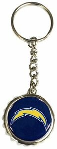 NFL Football Los Angeles L.A.Chargers Bottle Opener Key Ring Keyring