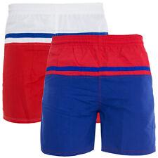 Costume Da Bagno Boxer Uomo Bicolore Casual Moda Mare Vari Colori GIOSAL