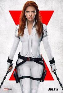 """Black Widow ( 11"""" x 17"""" ) Movie Collector's Poster Print  Scarlett Johansson"""
