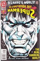 DC COMIC THE ADVENTURES OF SUPERMAN #510 NM UNREAD #74495-9 BR1