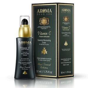 Aroma Dead Sea Essential Moisturizing Cream for Normal to Oily Skin 50 ml